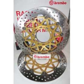 Brembo High-Performance Brake Discs Kit 208973764
