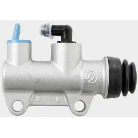 Rear Master Cylinder PS 11 Silver without push rod