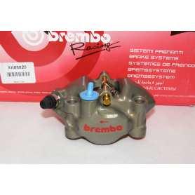 Racing Brake Caliper Monobloc Moto 3. P4 34/34. 60 mm. Alupiston