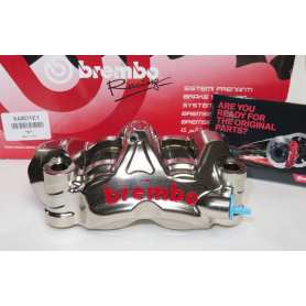 Racing Brake Caliper Monobloc P4 34-38. Moto 2 / Superbike 108 mm. right