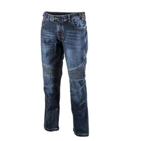 Jeans Trousers With Protectors Ray 2.0 Navy Blue