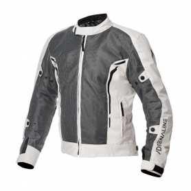 Textile Jacket Meshtec 2.0 Black/White