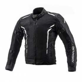 Textile Jacket Meshtec 2.0 Black