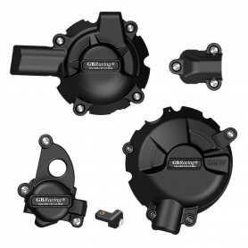 S1000RR Secondary Engine Cover Set 2019