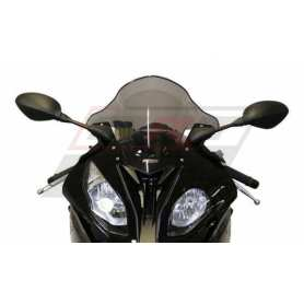 "S1000 RR /HP4 - Racing windscreen ""R"" 2015-2018 - Smoke Grey"
