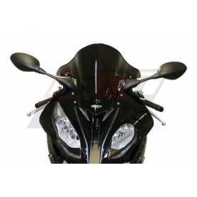 "S1000 RR /HP4 - Racing windscreen ""R"" 2015-2018 - Black"