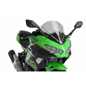 Racing Screen Kawasaki Ninja 400 18  C/Smoke