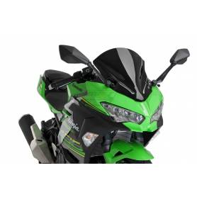 Racing Screen Kawasaki Ninja 400 18  C/Black