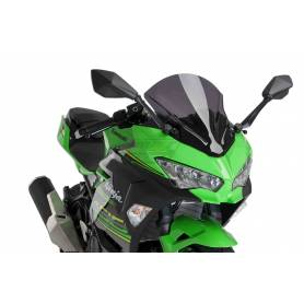 Racing Screen Kawasaki Ninja 400 18  C/Dark Smoke
