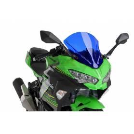 Racing Screen Kawasaki Ninja 400 18  C/Blue