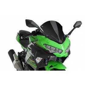 Racing Screen Kawasaki Ninja 400 18  C/Carbon Look
