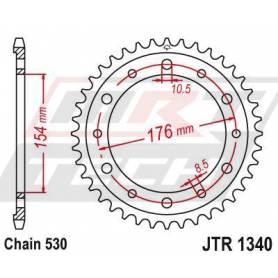 Steel Rear Sprocket. JTR1340.44