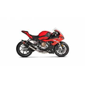 Akrapovic BMW S1000RR 2019- Slip-On Stainless Steel Exhaust System