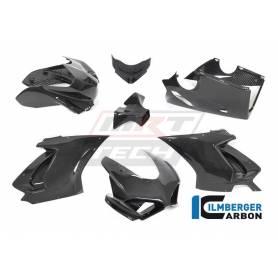 Fairing-kit V4R Racing gloss
