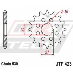 Steel Front Sprocket. JTF423.16