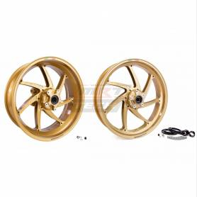 Marchesini M7RS - GENESI. front gold. AS71430