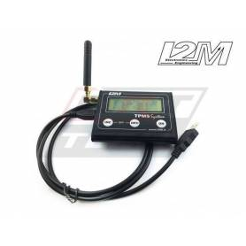 TPMS USB receiver with display