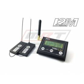 TPMS System kit with display 11.5mm
