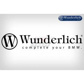 Wunderlich sticker - 150mm - black