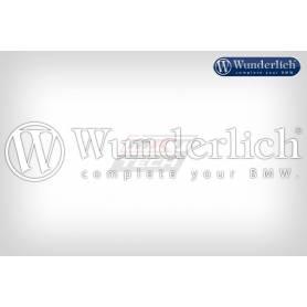 Wunderlich sticker - 150mm - white