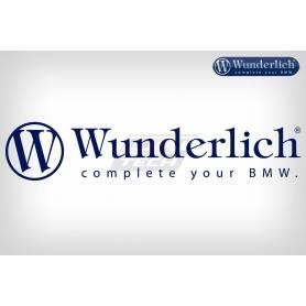 Wunderlich sticker - 250mm - blue