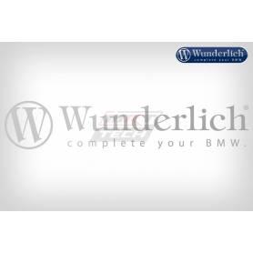 Wunderlich sticker - 350mm - silver