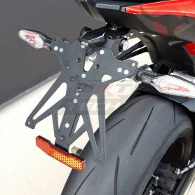 Adjustable License Plate Holder kit BMW S1000RR 2019