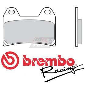 Brembo Pure Racing-Brake Pads Z04. 107670823
