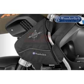 Wunderlich Crash Bar Bag | Pair - black