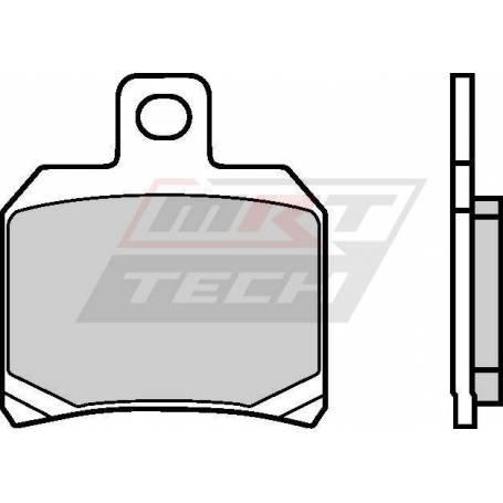 Brembo Ferit I-D 450FF pad kit for rear CNC HPK caliper