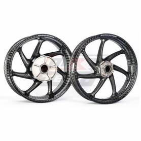 "Carbon wheel set 17"". S 1000 RR 2019-. Style 1"