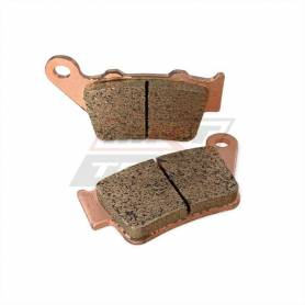 Brake pad set SBS sinter. rear