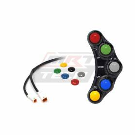 Racing left handlebar switch JP PLSR 006