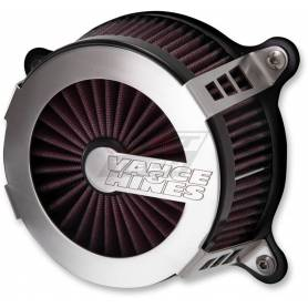 AIR INTAKE KIT VO2 CAGE FIGHTER BRUSHED