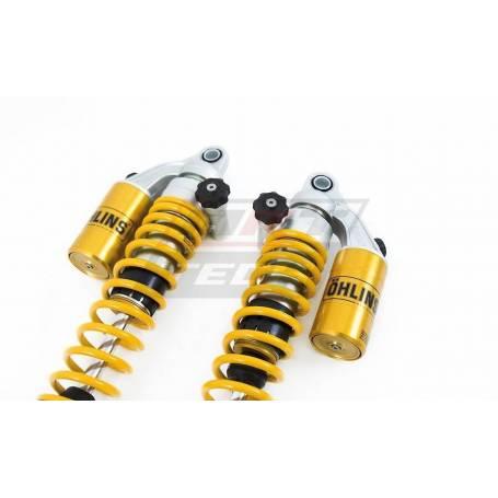 STX 36 Twin Shock HD 144 (360 mm. yellow springs)