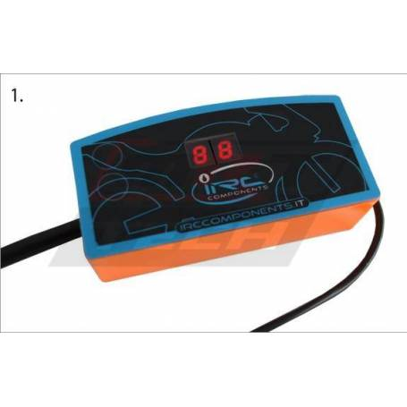 IRC Electro-Mechanical Downshift Blipper & Quickshifter