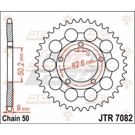SPROCKET REAR 48T 530 CHROME