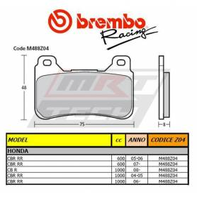 Brembo Z04 piduriklotsid